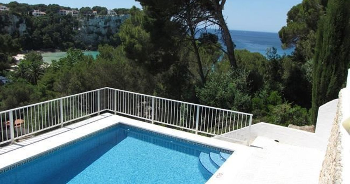 Apartment in Cala Galdana V