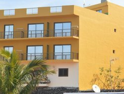 Puerto Naos hotels with sea view