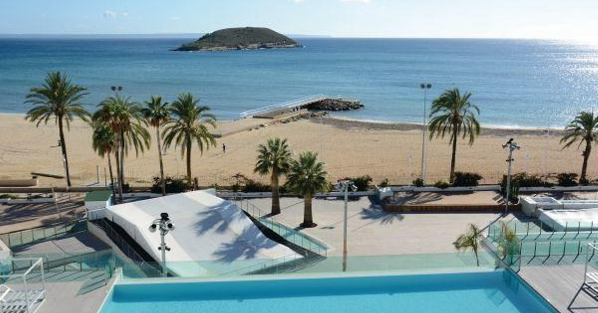 One-Bedroom Apartment Magaluf with Sea view 08