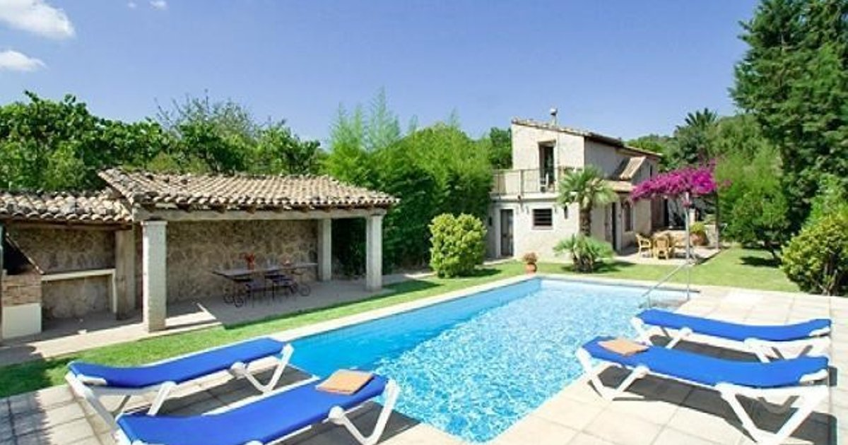 Holiday Villa in Pollenca VI