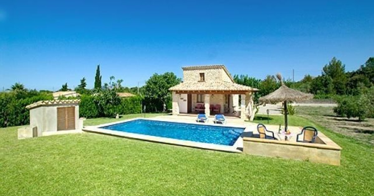 Holiday Villa in Pollenca VII