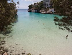 Cala Santanyi hotels with sea view