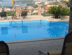 Becici hotels with swimming pool