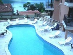 Prcanj hotels with swimming pool
