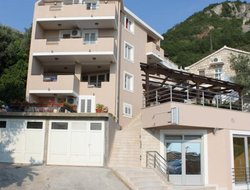 Budva hotels with sea view