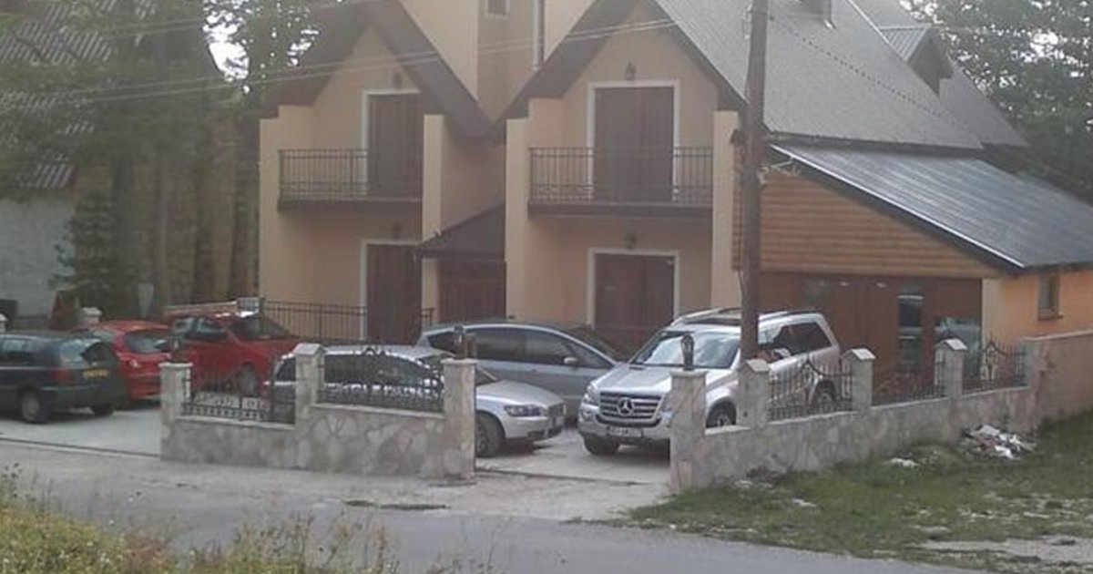 Gorska Vila Apartments
