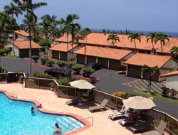 Kona hotels with sea view