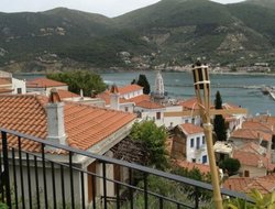 Skopelos Island hotels with sea view