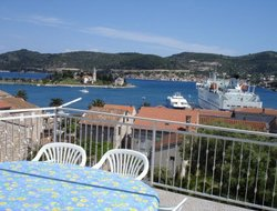 Vis hotels with sea view