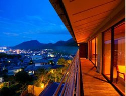 Top-10 hotels in the center of Beppu
