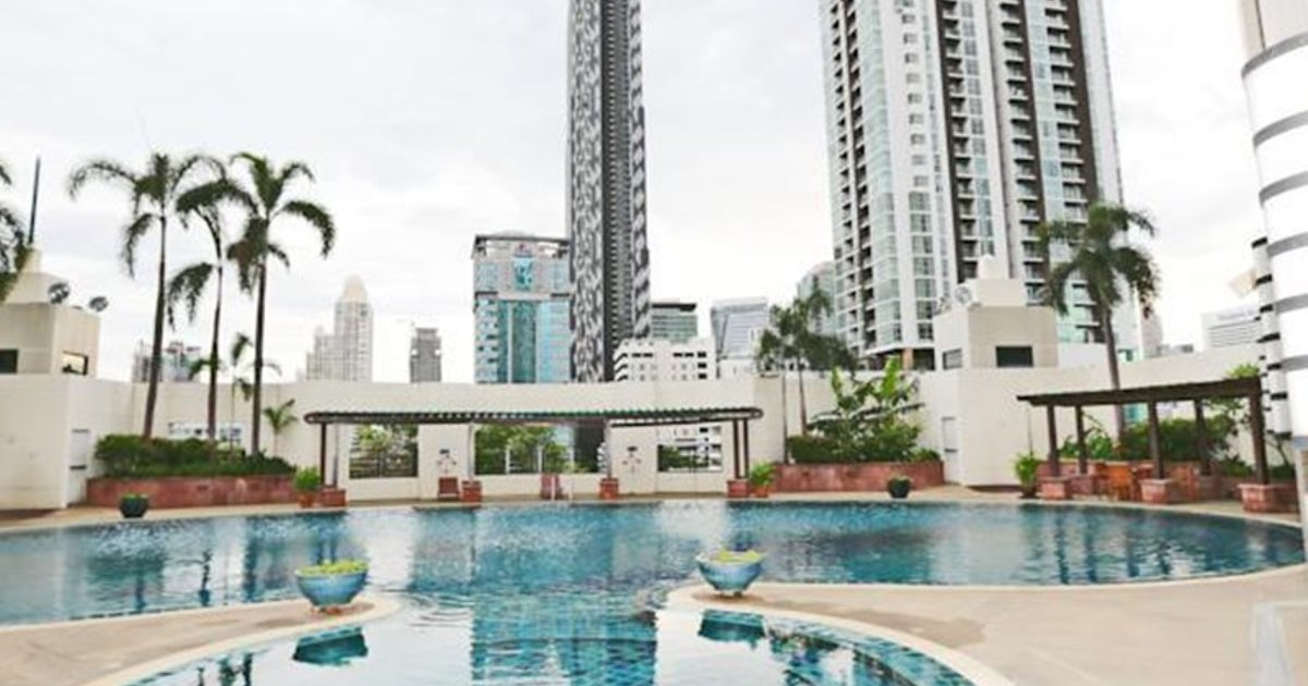 Baan Piyasathorn - Two Bedroom Apartment