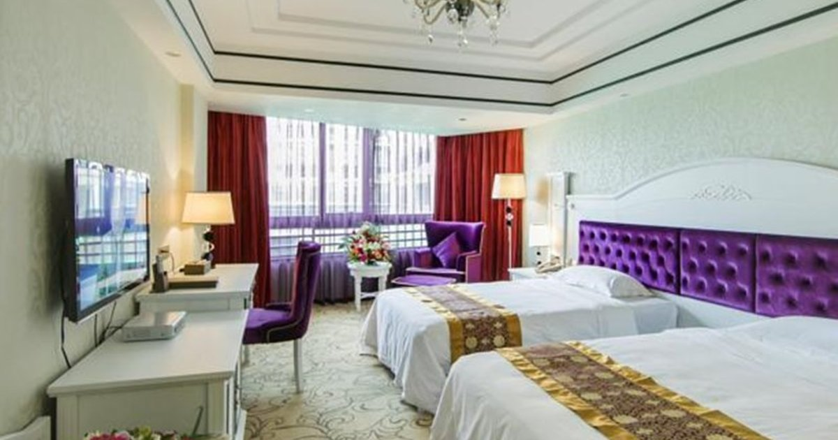 Vienna Hotel Guilin Exposition Center