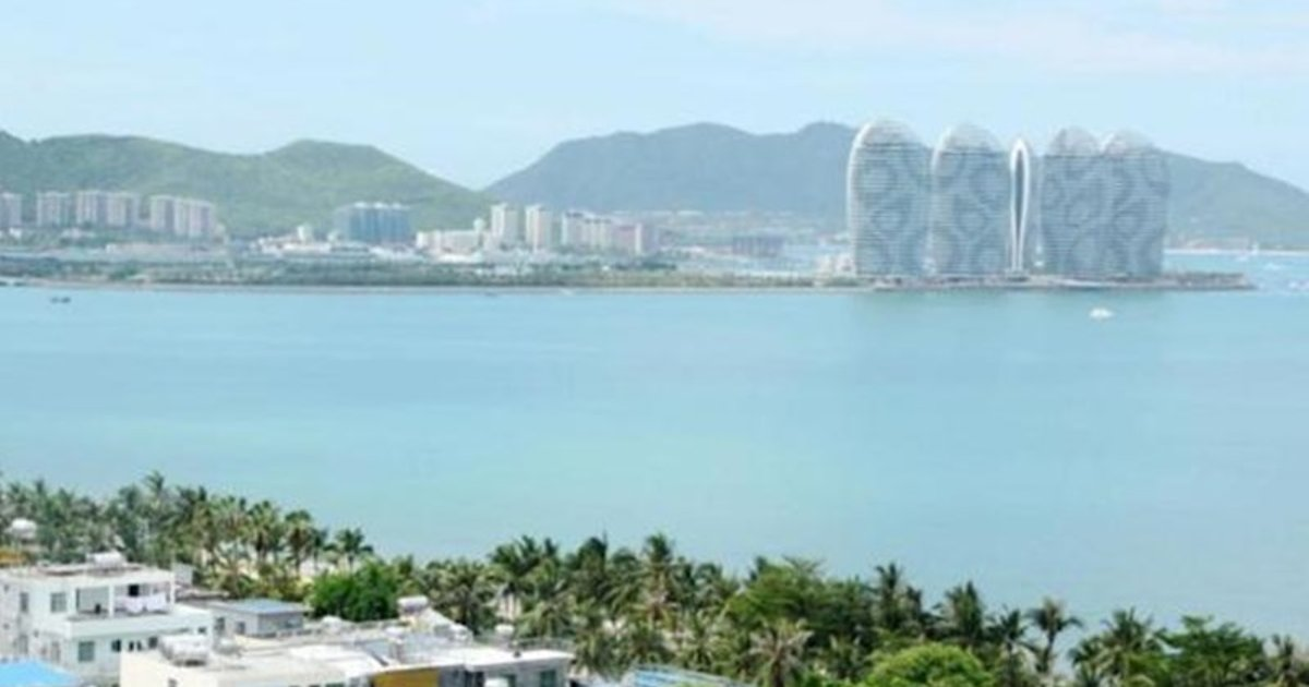 Sanya Yomovo Apartment Golden Phoenix Sea View Branch