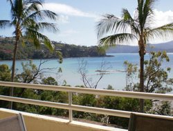 Hamilton Island hotels with sea view