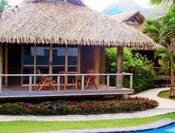 Cook Islands hotels with sea view