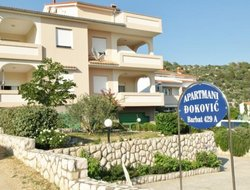 Rab hotels with sea view