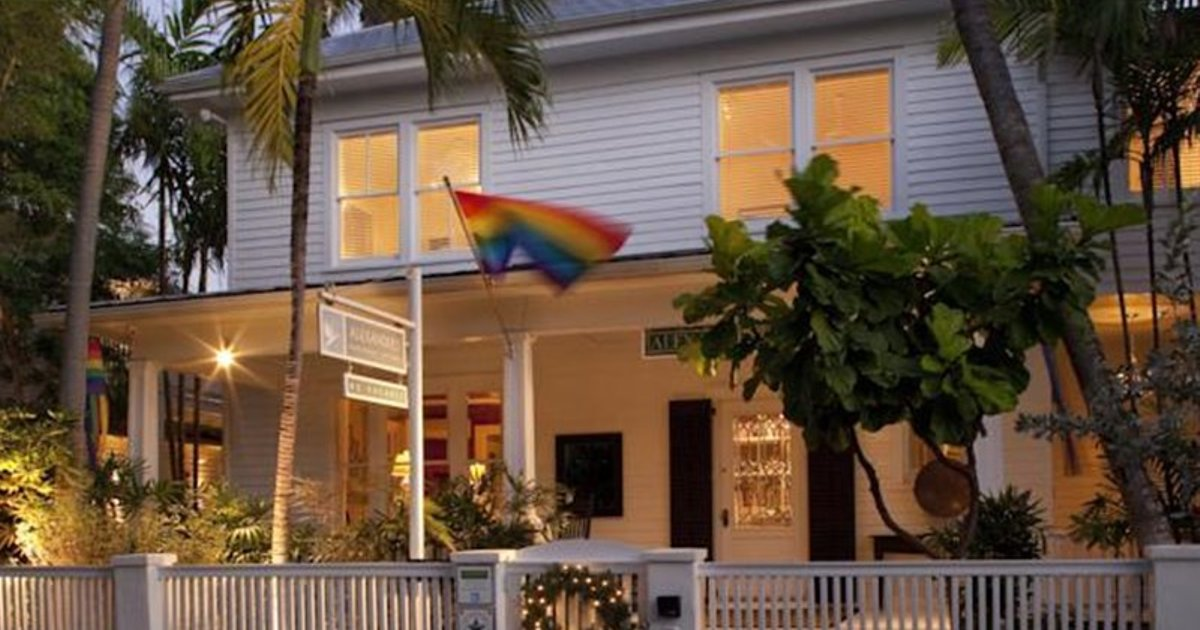 Alexander's Gay And Lesbian Guesthouse