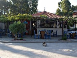 Samos Town hotels with restaurants