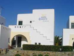 Agia Anna hotels with sea view
