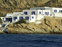Ios Island hotels with restaurants