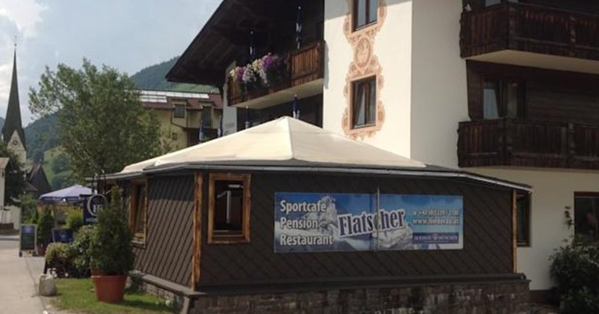 Pension Flatscher Sportcafe