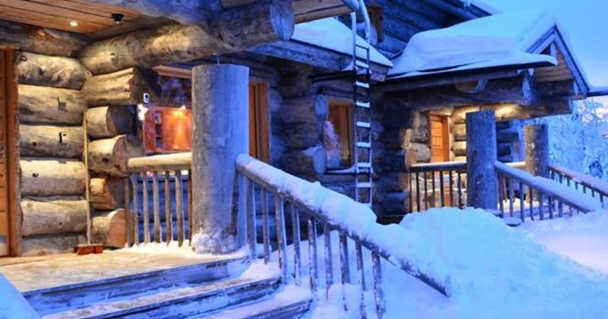 Ruka Golden Cottage