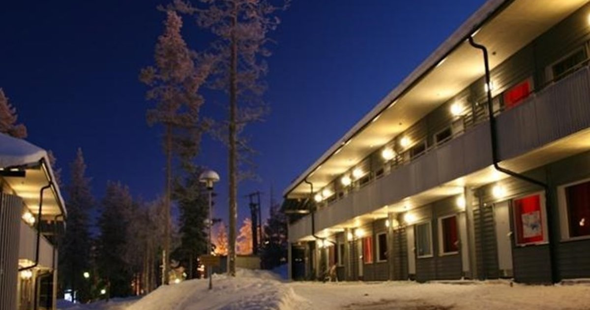Vuosselin Helmi Apartments
