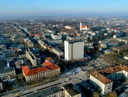 Top-4 hotels in the center of Siauliai