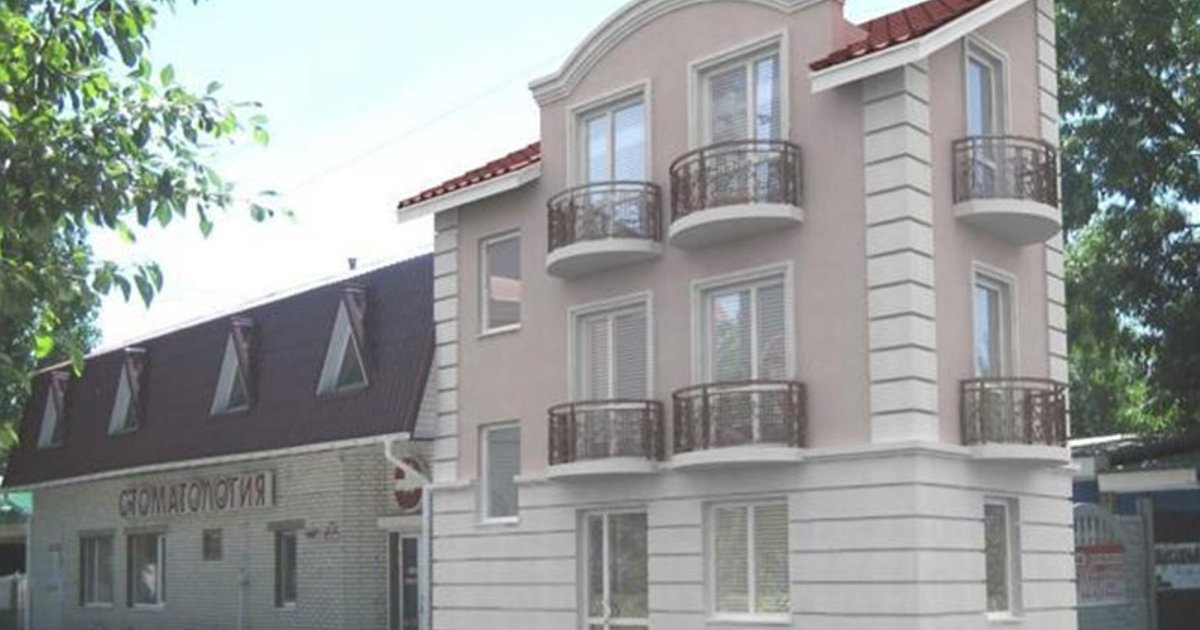 Mini Hotel in the Center of Berdyansk