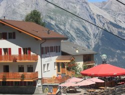 Top-3 hotels in the center of Nendaz