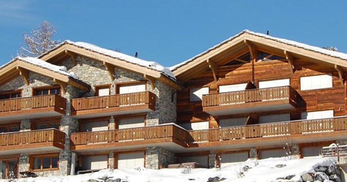 Apartment Le Rocher Nendaz Station