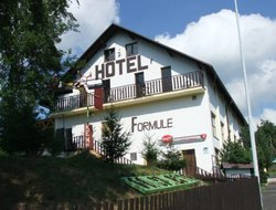 Decin hotels with restaurants