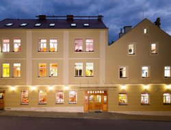 Pets-friendly hotels in Decin