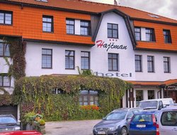 Top-3 hotels in the center of Zdar-Nad-Sazavou