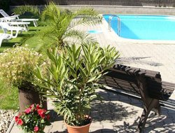Turnov hotels with swimming pool