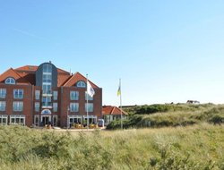 Top-6 hotels in the center of Juist