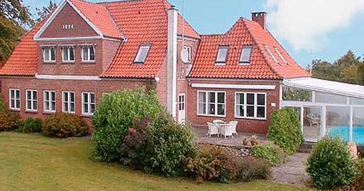 Holiday home Stavrebyvej H- 4452