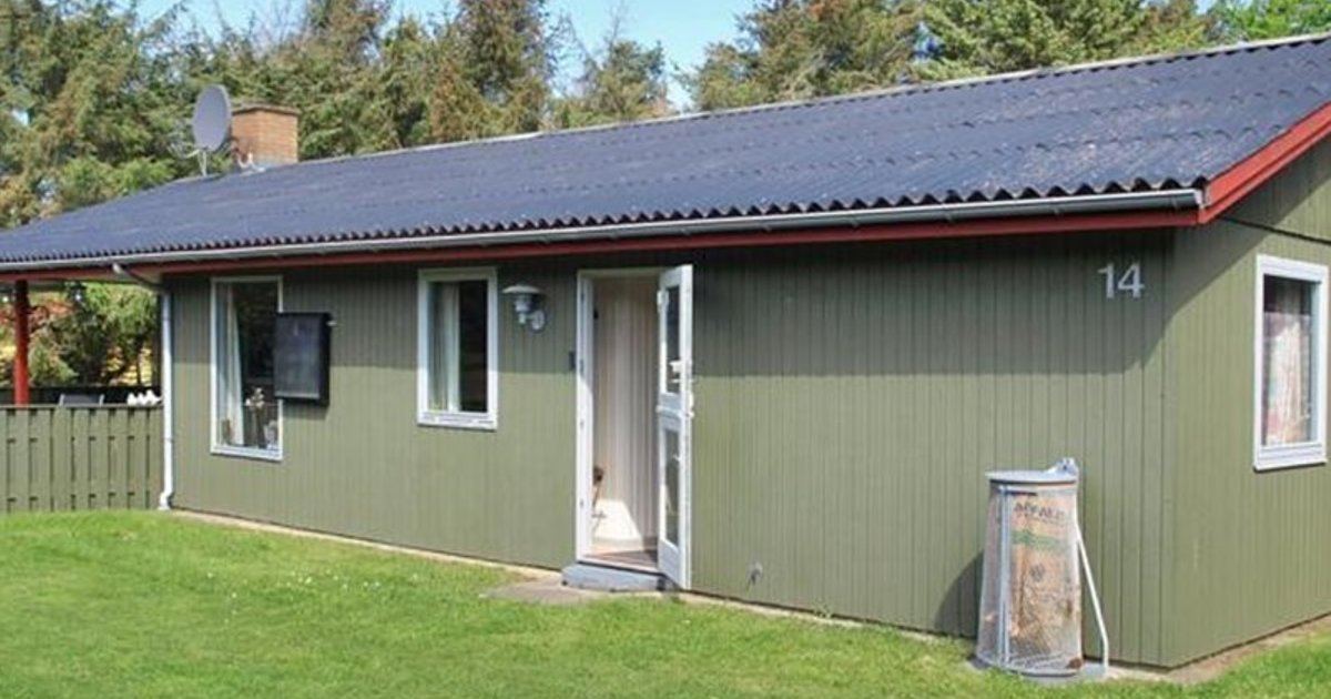 Holiday home Agertoften D- 160