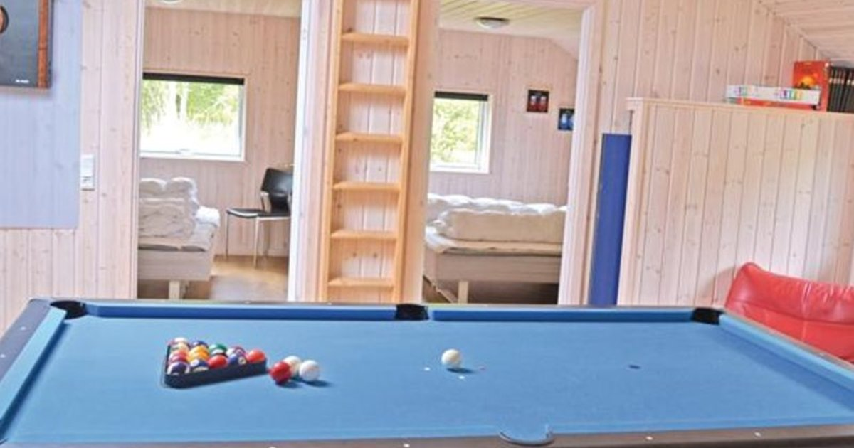 Holiday home Albaek 26 with Hot tub