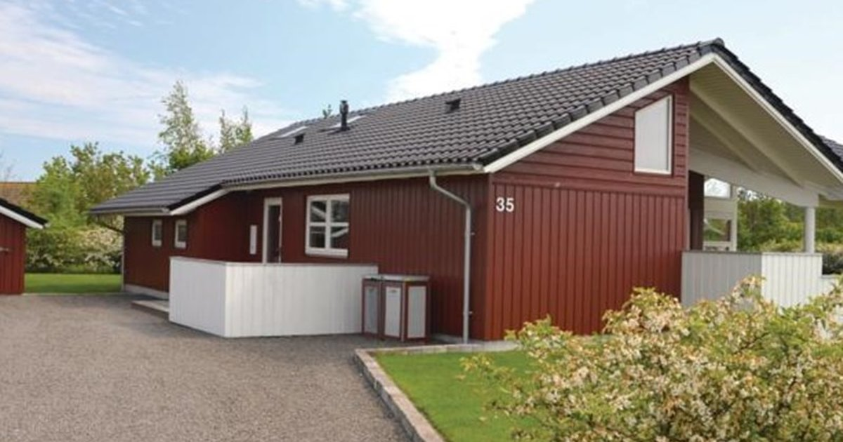 Holiday home Thorsvej III