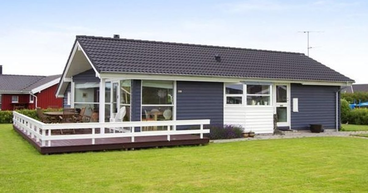 Holiday home Strandparken G- 4587
