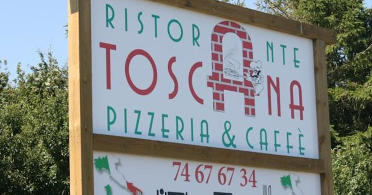 Toscana Restaurant and Bed & Breakfast