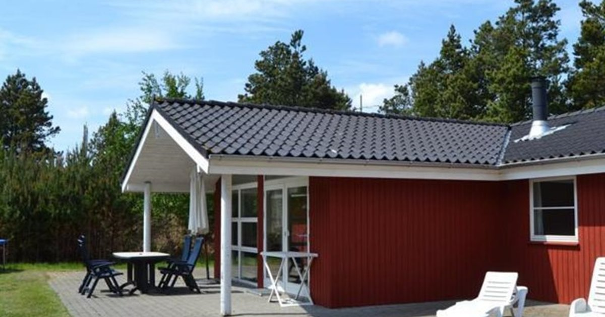 Holiday home Regnspoven E- 3689