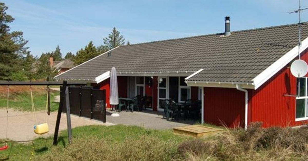 Holiday home Peder D- 3456