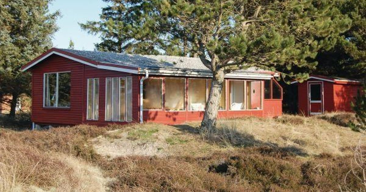 Holiday home Gl. Skinnevej Rømø I
