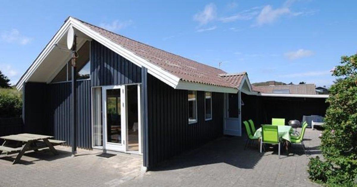 Holiday home Søndergade D- 4336