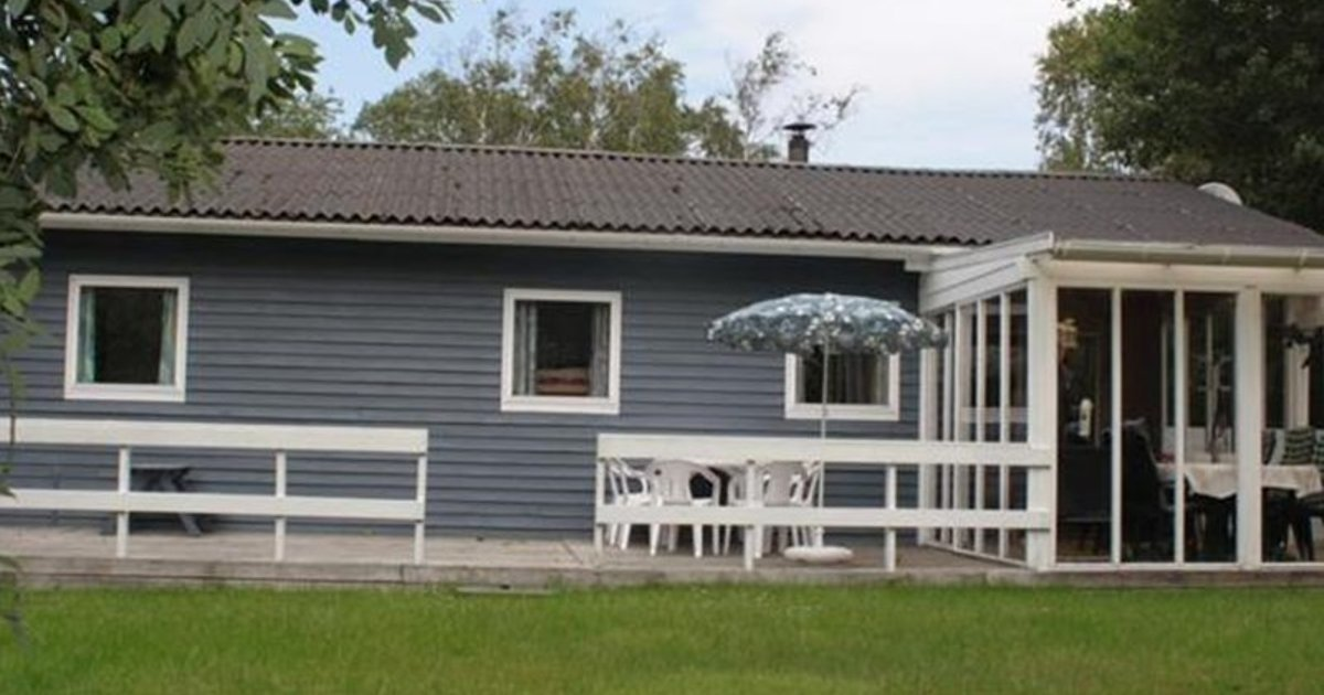 Holiday home Oreflippen 13 Oer Strand