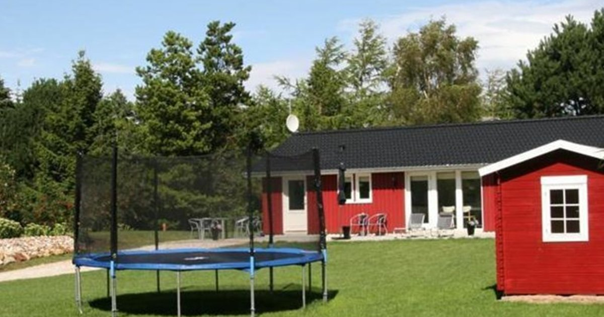 Holiday home Friggsvej 8 Holme Strand