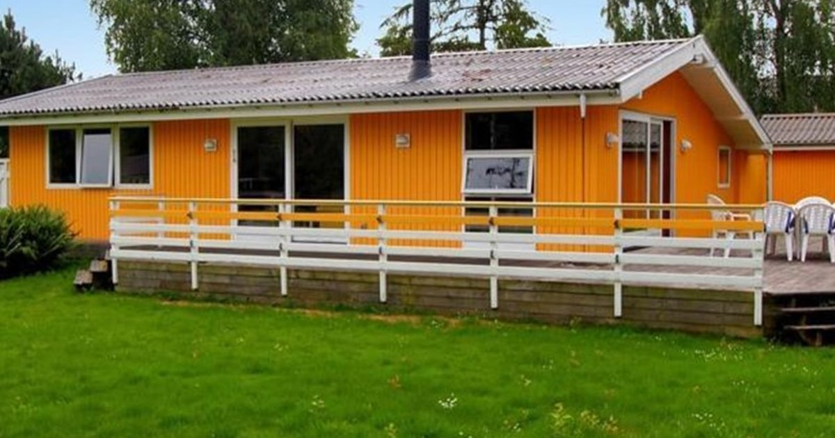 Holiday home Skovmårvej H- 4116