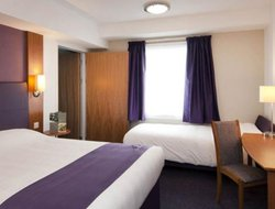 Top-3 hotels in the center of Woking